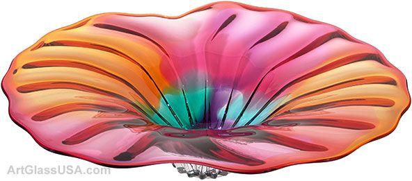 Optic bowl by Matt Seasholtz