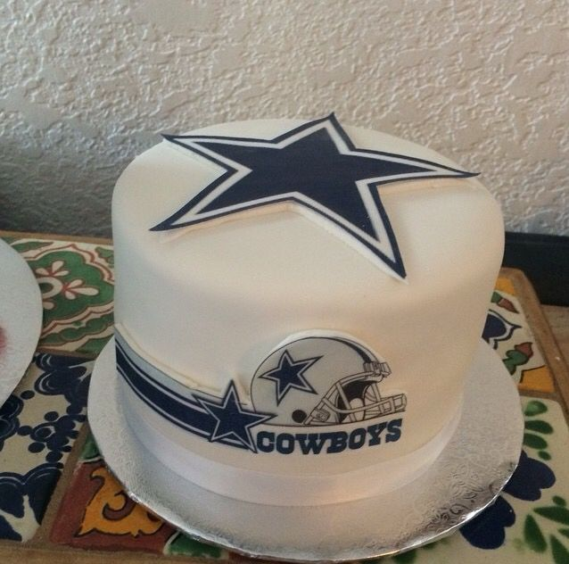 Dallas Cowboys Cakes The Best Cake Of 2018