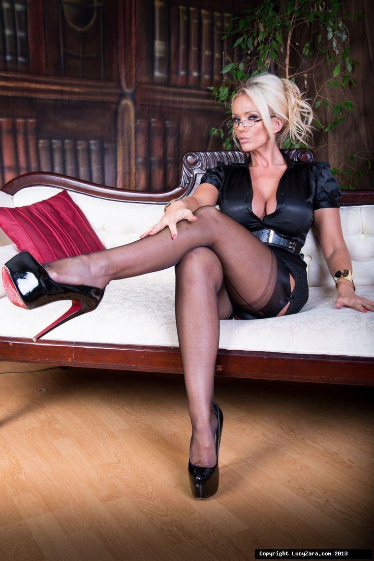 Hot Librarian Naughty Sexy Skirt Slut