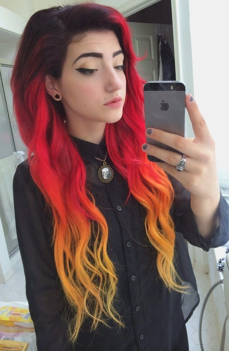 40 Gorgeous Ombre Hair Colors You Should Try Glowlicious