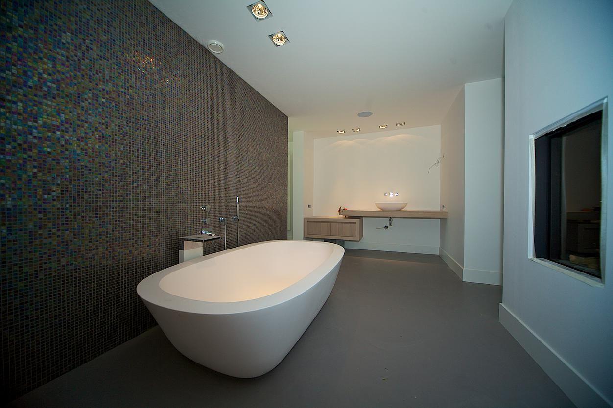 badkamer #verbouwing #uitbreiding #Villa #Hilversum #architectuur ...