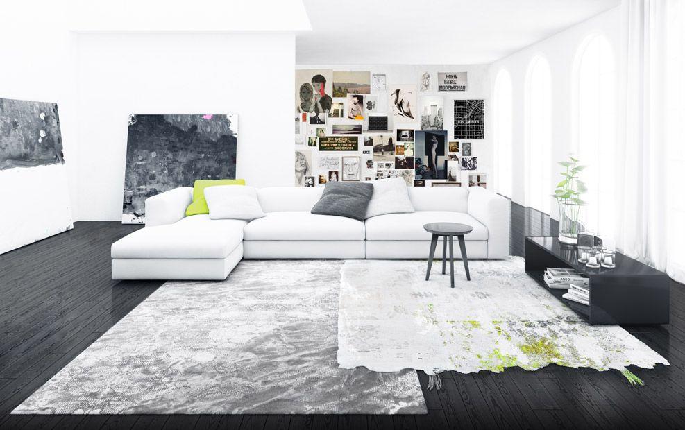 By Henzel Calle Henzel Studio Luxury Handmade Rugs Artworks Objects Salon Sol