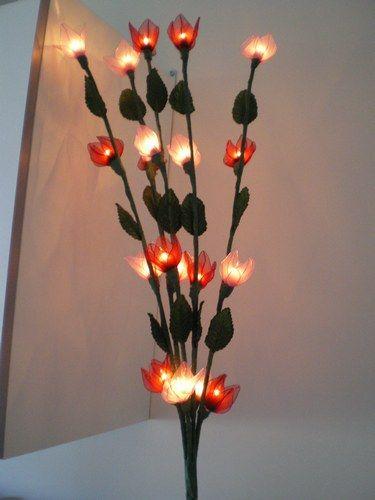 bouquet de fleurs lumineux