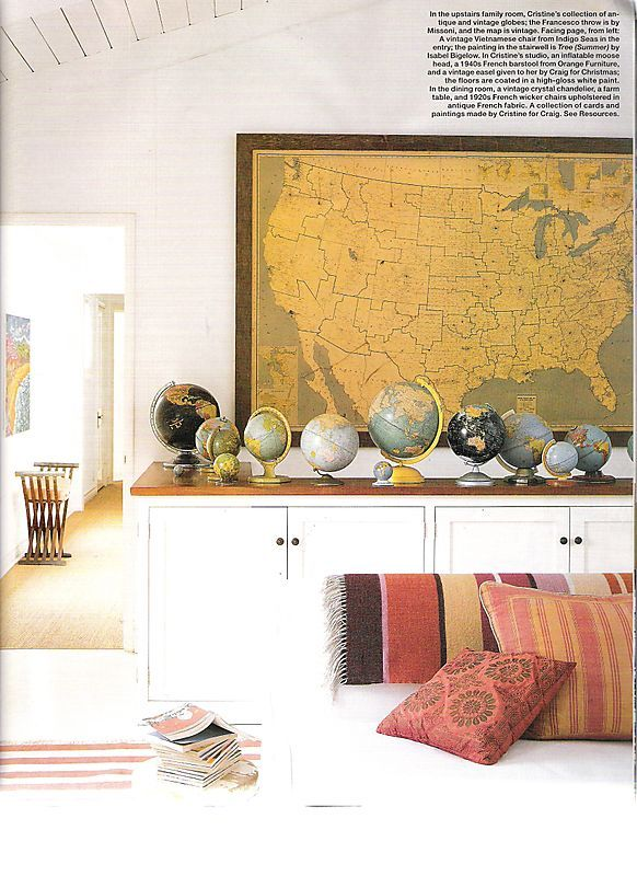 Add A Touch Of Global Sophistication To Your Home By Custom Framing - Custom framed maps