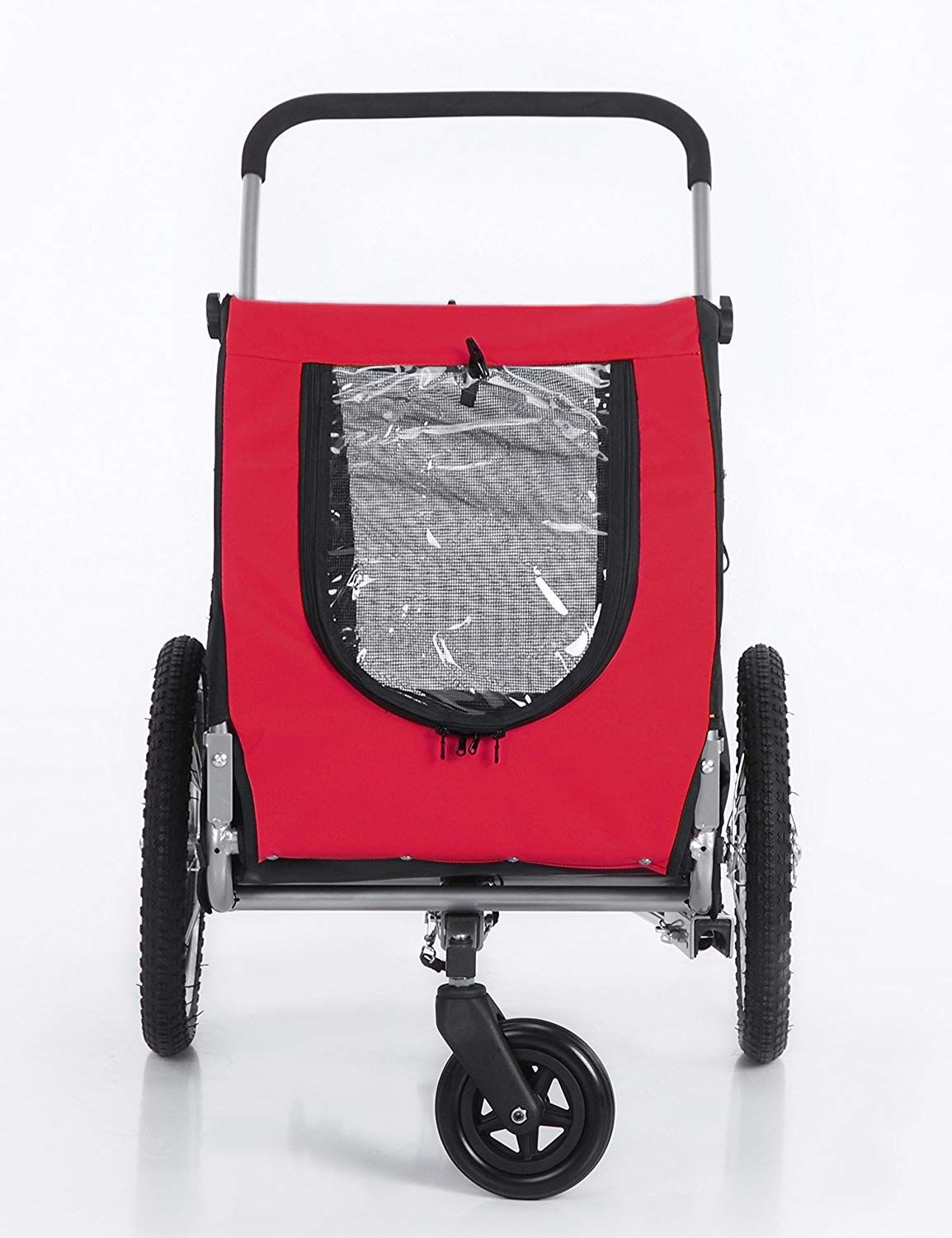 Sepnine pet Stroller of 2 in 1 Pet Dog Bicycle/Bike