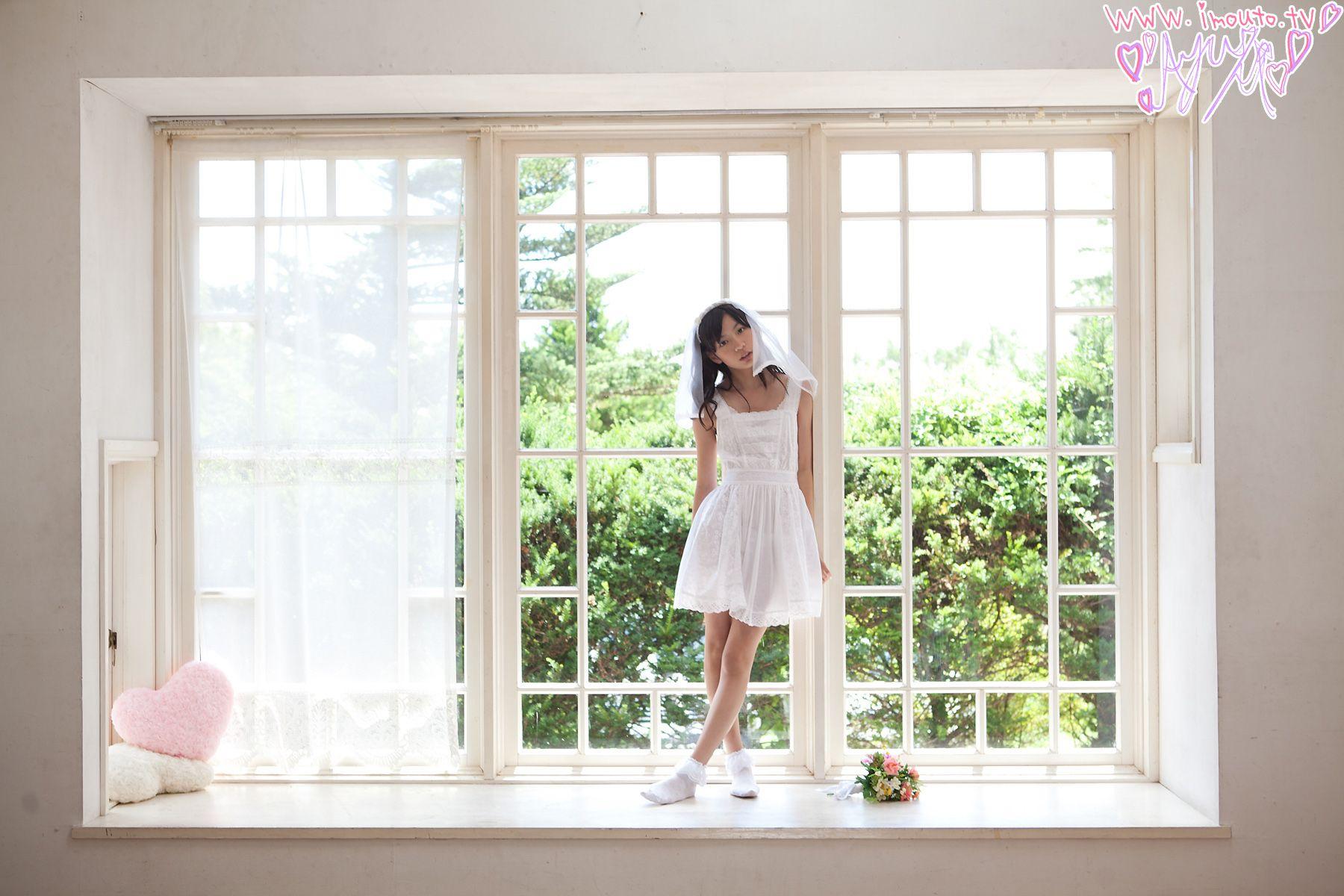 Pin De Idols Girls Kawaii En Ayu Makihara (牧原あゆ) Album 1