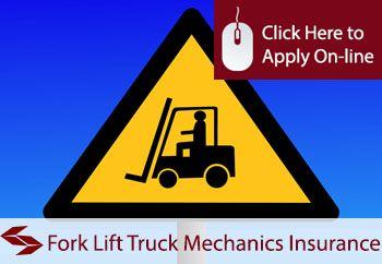 Fork Lift Truck Mechanics Liability Insurance Lifted Trucks Professional Indemnity Insurance Indemnity Insurance