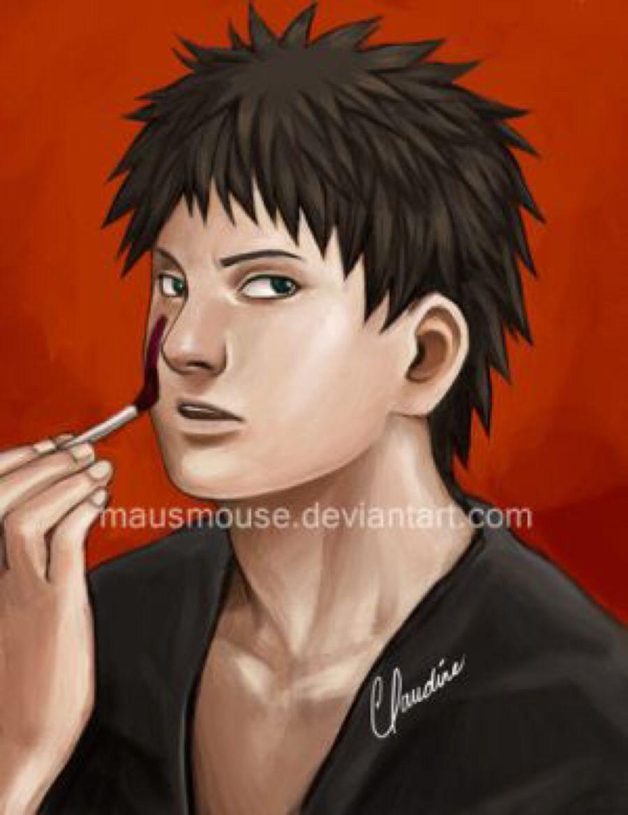 Kankuro Face Paint Naruto The Movie Face Gaara