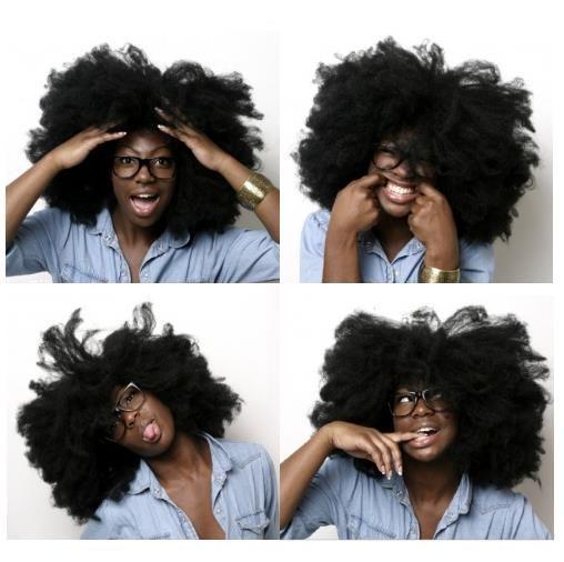 6 astuces pour des cheveux crépus et longs par Faida Boina