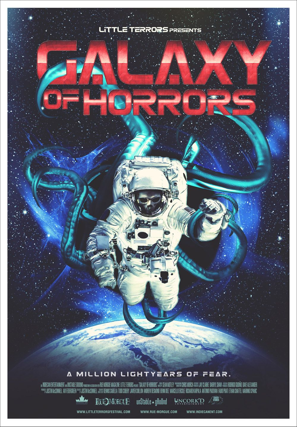 Galaxy of Horrors (2017) | Horror Movie Posters | Pinterest ...