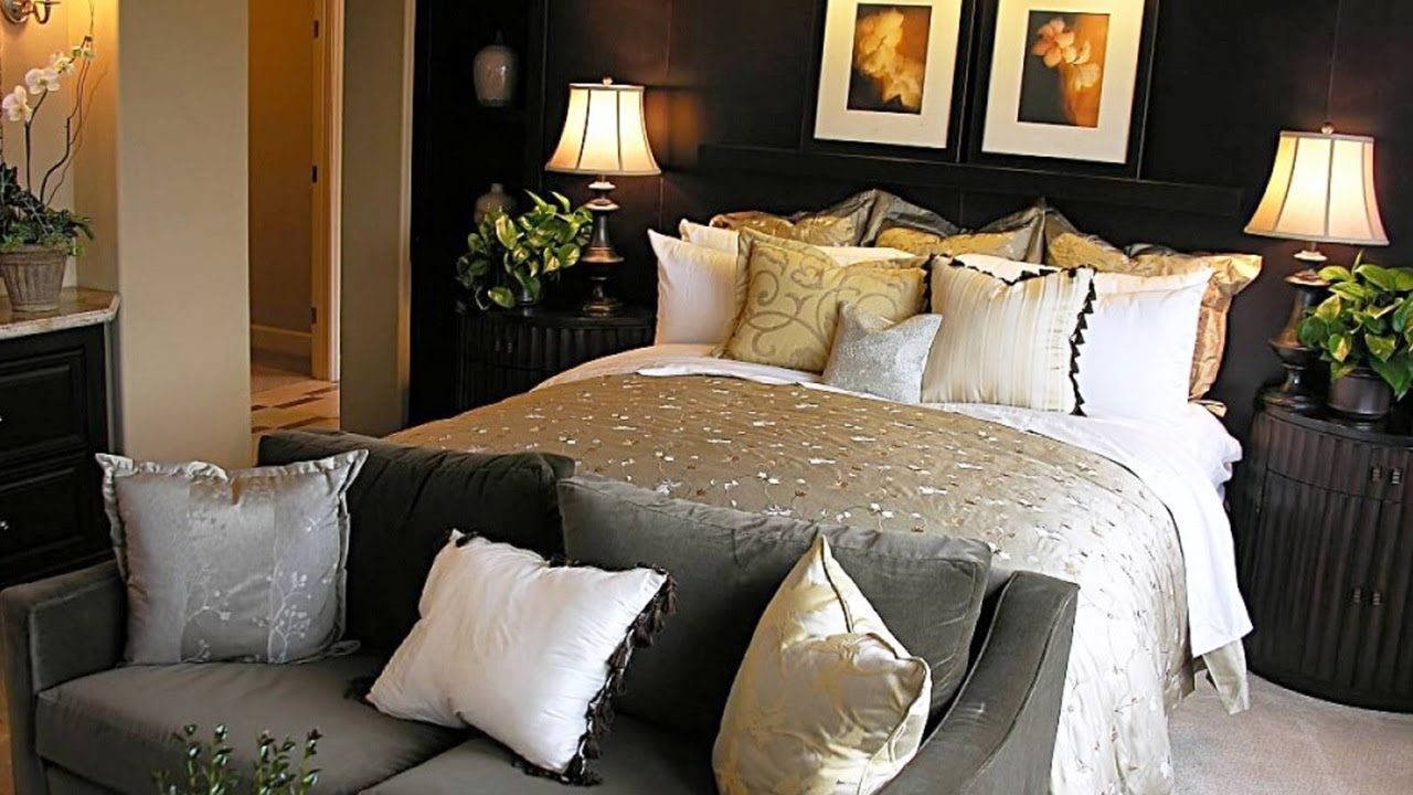 Master Bedroom Design and Ideas - YouTube | Decor in 12 ...
