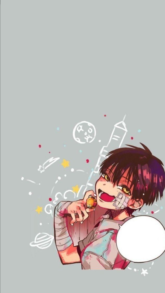Hanako-kun x Reader - Chapter 3