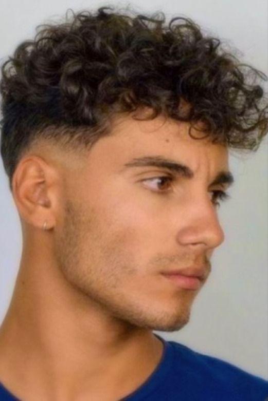 33 Neue Trend Männer Frisuren Locken | Locken machen