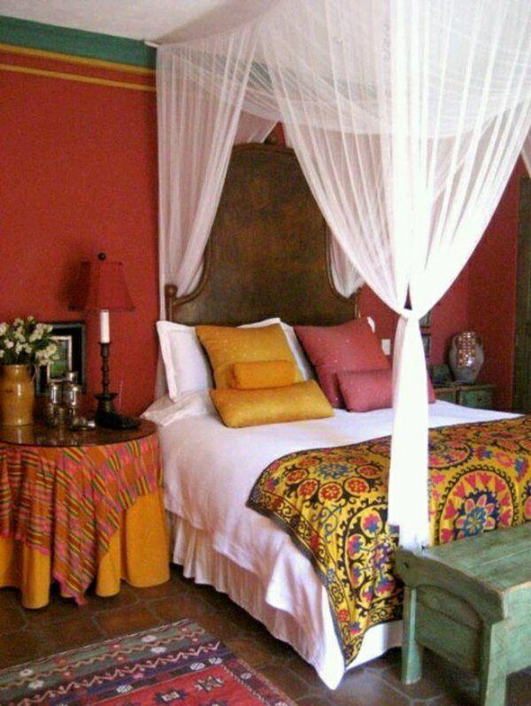 orientalisches schlafzimmer gestalten wie im mrchen wohnen - Schlafzimmer Orientalisch Gestalten