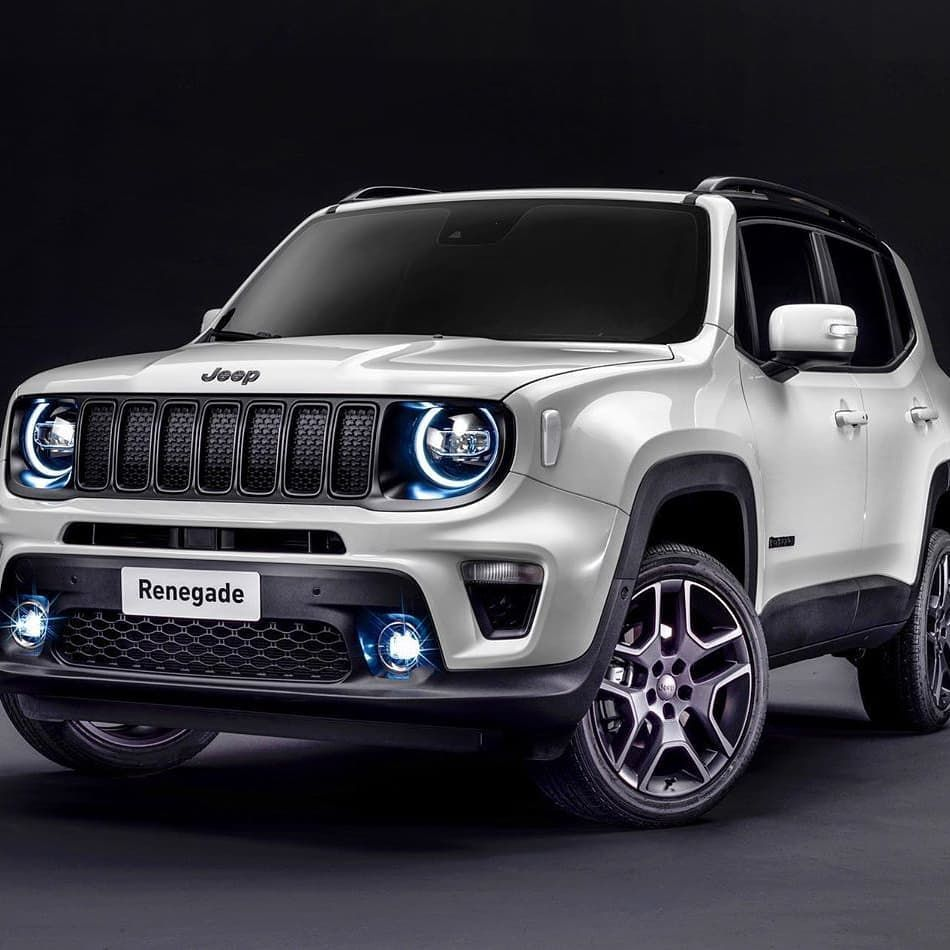 Jeep Renegade Tera Motor 1 3 Turbo E Novo Visual Carros De