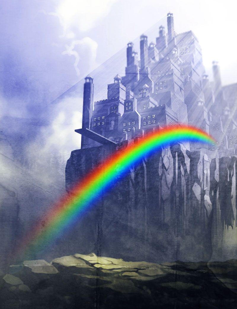 Image of Bifrost Rainbow Bridge