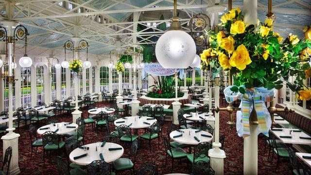 The Crystal Palace Character Dining at Walt Disney World