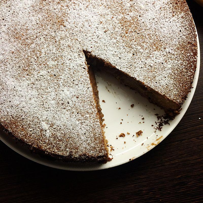 ranskalainen suklaakakku #suklaa #kakku