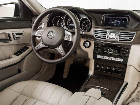 Mercedes Benz E Class 2014 Mercedes Benz E Class Interior