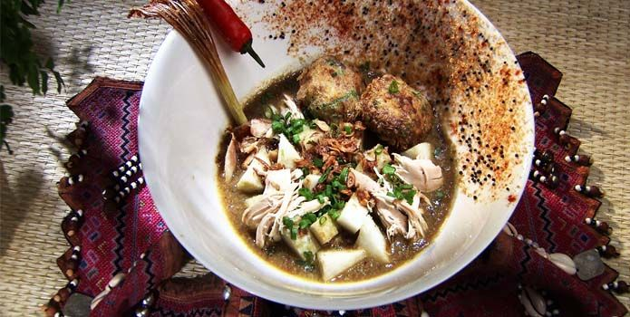 Chicken soup by chef wan soups stews pinterest chicken soups get delicious asian recipes cooking tips and healthy food from anna olson sarah benjamin gordon ramsay sherson and more only at asian food channel forumfinder Choice Image