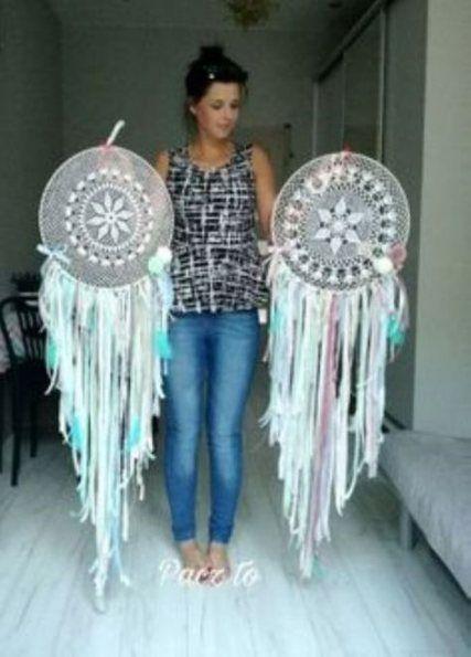 Photo of Diy Dream Catcher Lace Boho 30 Best Ideas