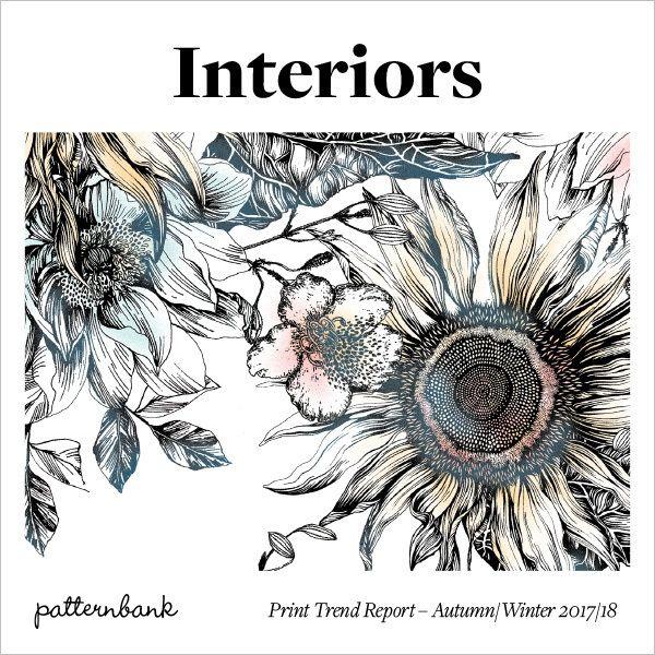 Interiors Print & Pattern Trend Report – Autumn/Winter ...