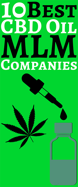 Check out our list of the 10 best cbd oil mlm companies and