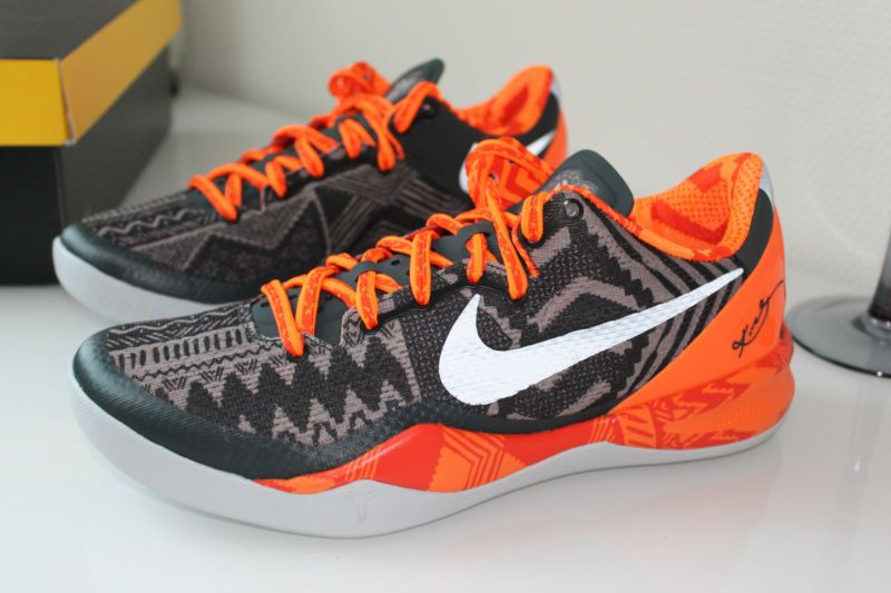 new arrival ec821 fb807 Nike Kobe 8 system BHM size 8.5 DS Jordan Lebron SB 9 10 11