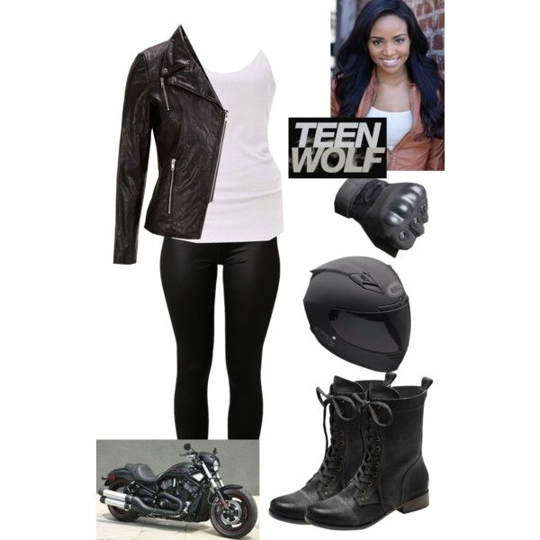 Braeden (Teen Wolf) My costume this Halloween by loveydoveyfiestastar500xo  on Polyvore featuring moda,