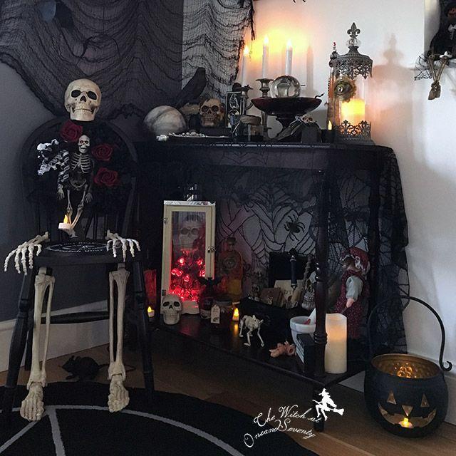 Cool Halloween decor Daily Halloween Decorations Pinterest - cool halloween ideas