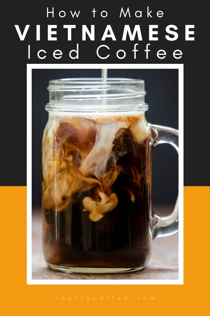 How to make vietnamese iced coffee in 2020 vietnamese