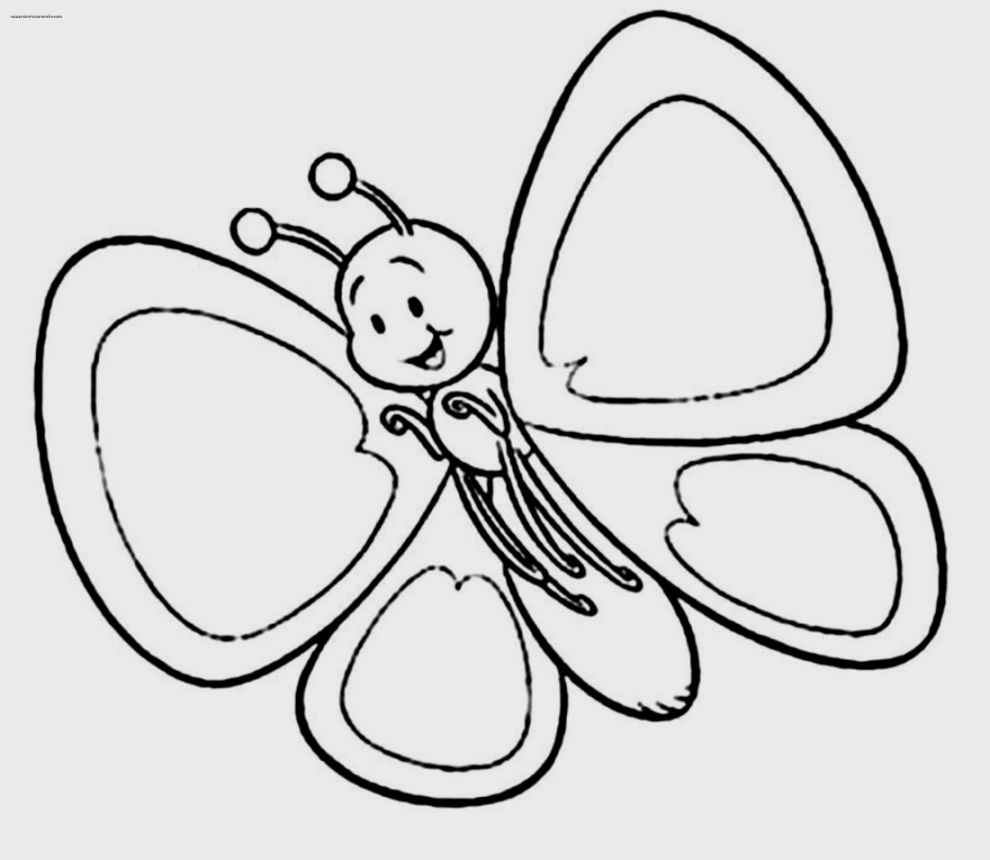 coloring-pages-for-toddlers-online.jpg (990×860) | Teach the Babies ...