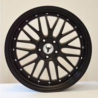 "MODEL : Stallion-10 RIM SIZE : 20"" x 10"" RIM ET : 40 RIM HOLE : 5 x 114.3 RIM HUB : 73.1 COLOR : FULL MATT BLACK PRICE : 126.47 $"