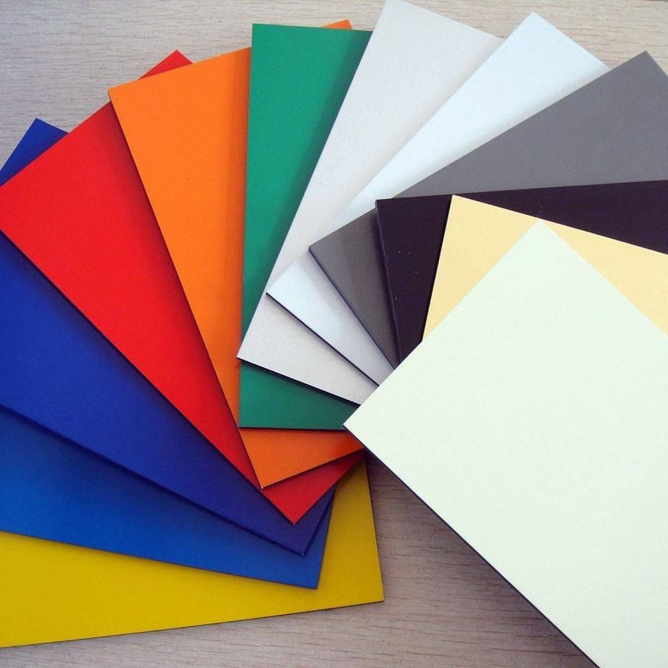 ALUMINUM COMPOSITE PANEL, ACP, ACM PANEL with PE or PVDF coating ...
