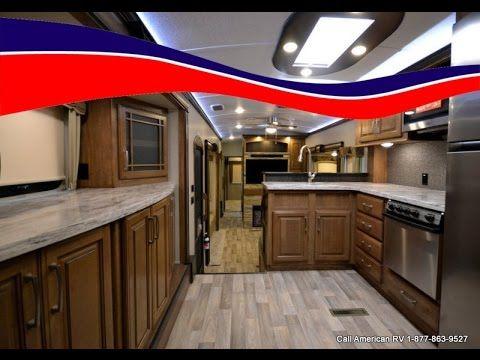 2017 Keystone Montana 3820FK Luxury Fifth Wheel
