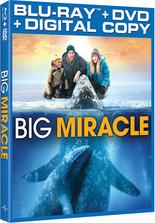 Big Miracle The incredible true story, Amazon instant
