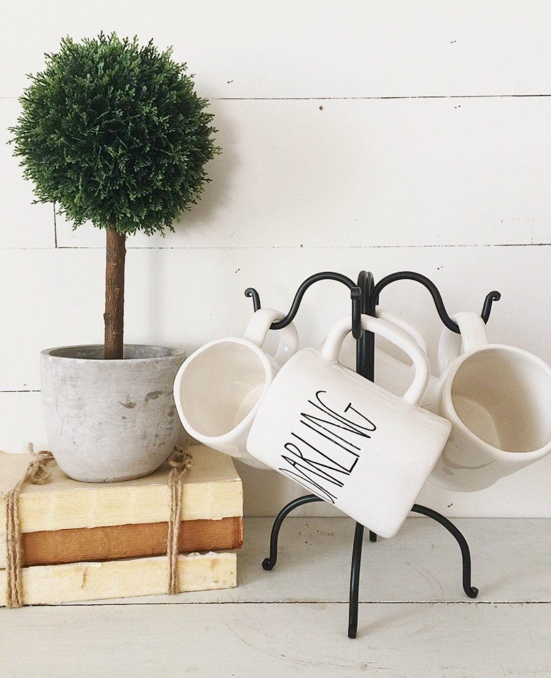Mini Mug Rack