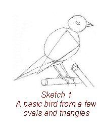 How To Draw Using 5 Basic Shapes Crafts Painting Drawing Etc
