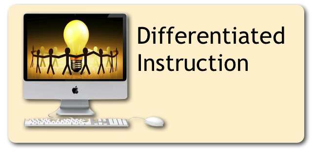 10 Sites For Differentiated Instruction Teaching Math Pinterest