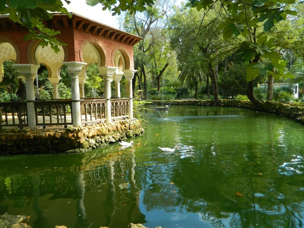 most visited park of Seville Ba86a5e8a5a0c54429eb3211a3c12a36