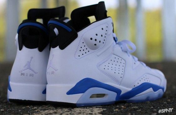 Air Jordan 6 Bleu Sport Que Vous Achetez