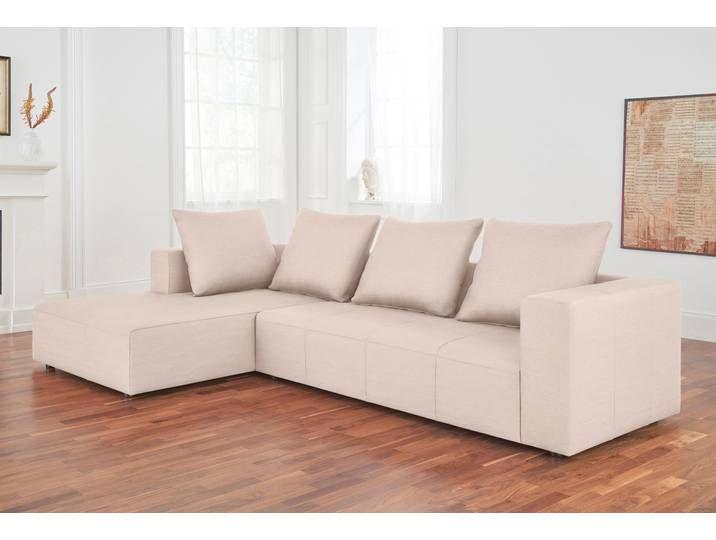 Alte Gerberei Eck Couch Konstantin Beige Stoff In 2020 Sofa