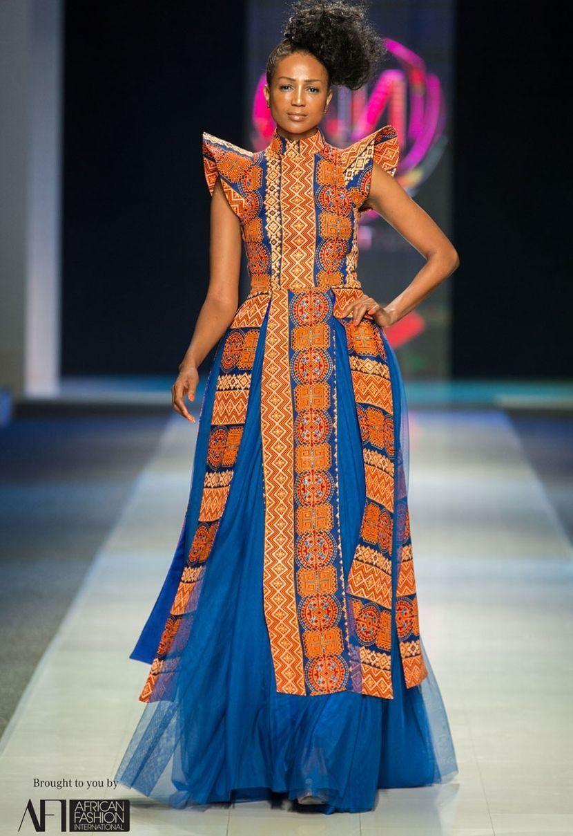 Nhlanhla ncizaus clothing line african clothing in
