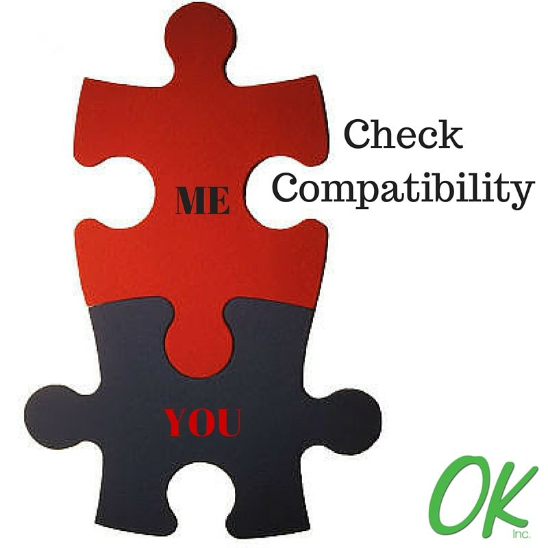 Compatibility is JUST as important as chemistry. #DateTipTuesday #OKinc