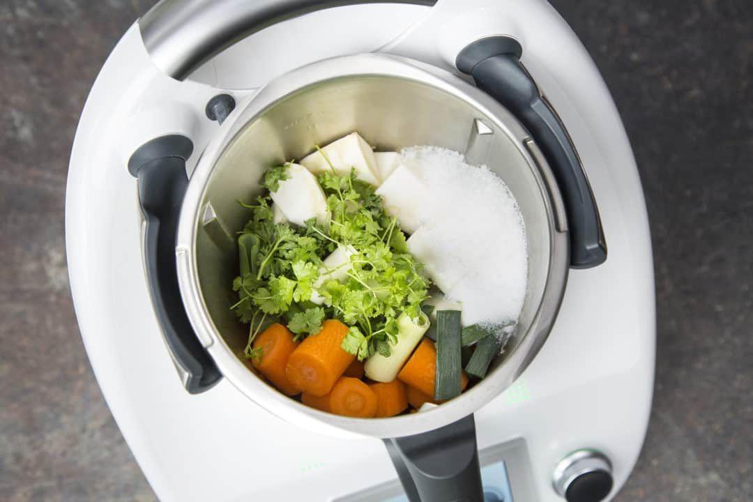 Suppenpaste aus dem Thermomix - mein ZauberTopf