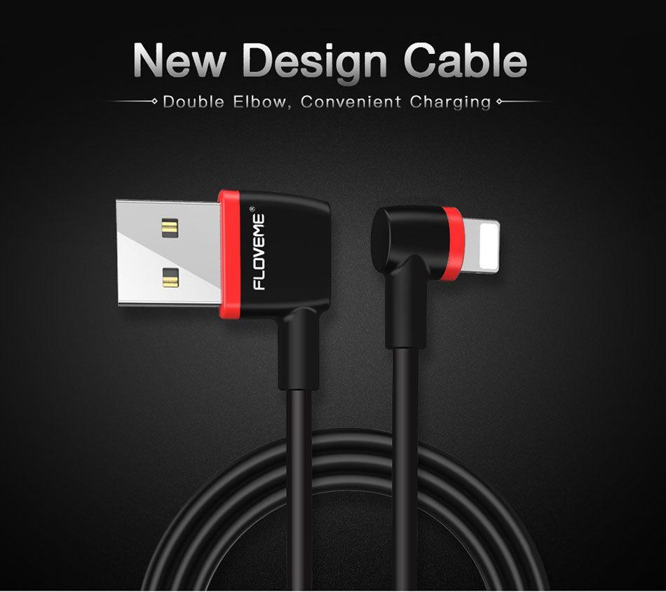 Feature l shape plug cable length 100cm current 5v 2