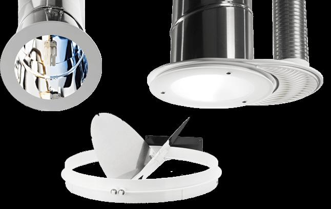 Add Ons Accessories For More Control Over Your Environment Luz Natural Casas De Vidrio Sensor De Luz