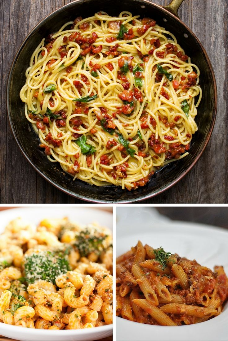 Fall Pasta Dinner: 3 Belly-warming Fall Pasta Recipes That Are Incredibly