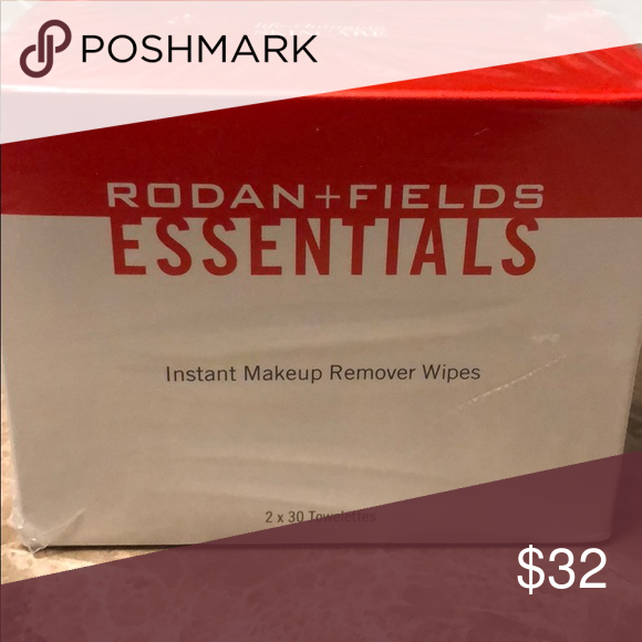 Rodan and Fields instant Makeup Remover Wipes Makeup