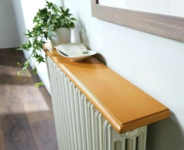 radiator shelves ikea over radiator shelf walnut radiator shelves rh pinterest com